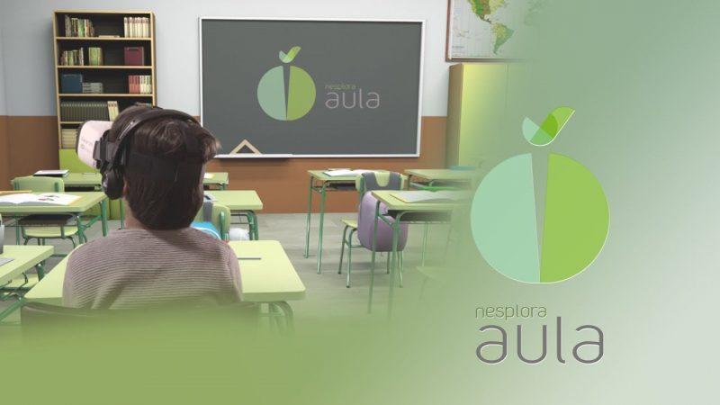 """Imagen del programa """"aula Nesplora"""", utilizado para diagnosticar déficit de atención con o sin hiperactividad"""