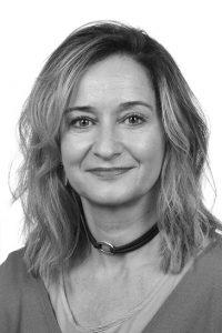 Fotografía de la directora de Centro Psicología Bilbao, Virginia Rodrigo del Solar, psicóloga